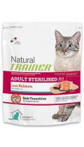 Trainer Natural Adult Sterilised с лососем