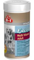 8in1 Excel Multi Vitamin Adult Мультивитамины для собак