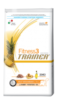 Trainer Fitness3 Adult Medium&Maxi с кроликом