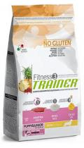 Trainer Fitness3 Puppy&Junior Mini с уткой