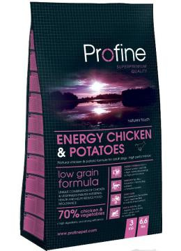 Profine Dog Energy Chicken