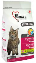 1st Choice Adult Cat Sterilized с курицей