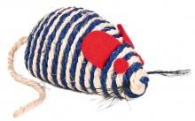 trixie 4074 Trixie Мышь сизалевая, 10 см
