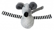 trixie 4080 Trixie Мышь плюшевая, 8 см