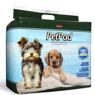 padovan pp00647 Padovan Пеленки для собак Pet pad 60х90, 10 шт