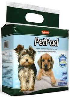 padovan pp00646 Padovan Pet Pad Пеленки для собак 60х60, 10 шт