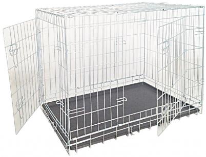 crocispa Croci Клетка для собак, 109х71х79 см
