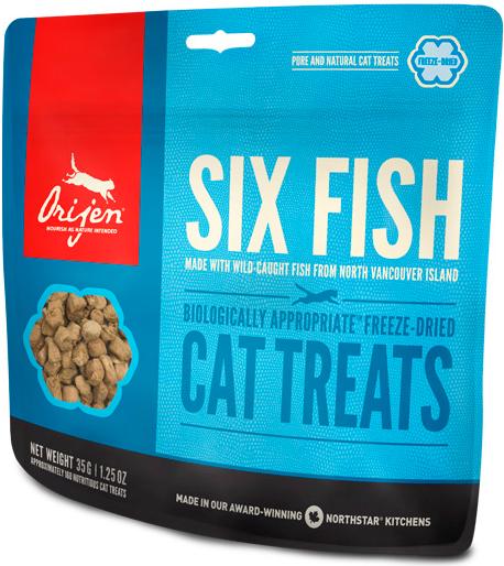 Orijen six fish cat petchoice for Orijen 6 fish