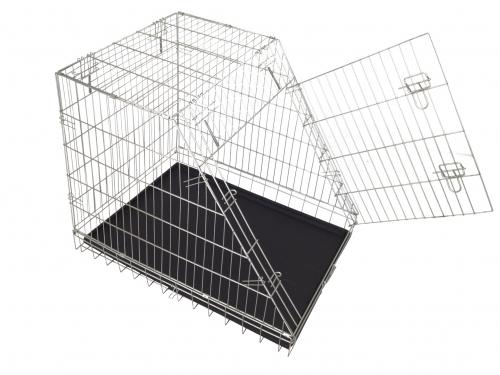 crocispa Croci Клетка для собак в авто 1 дверь, 92х63х72 см