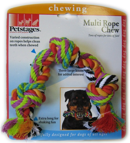 petstages Petstages Big Rope Канат с узлами, 30 см