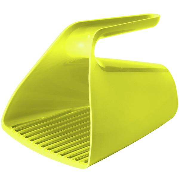 moderna A131329 Moderna Scoop & Sift Совок-ковш для наполнителя, желтый