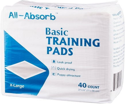 all-absorb All-Absorb Basic Пеленки для собак 71х86, 40 шт