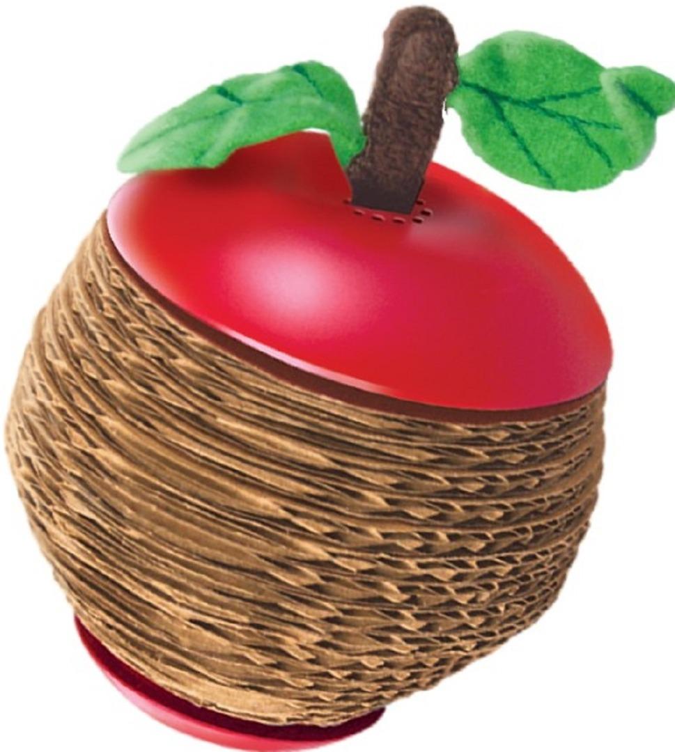 kong 50599 Kong яблоко-когтеточка, 19,5x7,6x7,6см