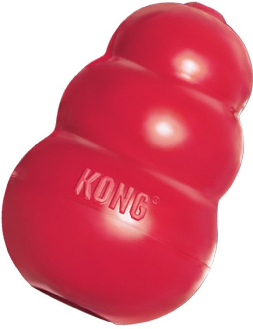 kong 11117 Kong Classic игрушка, 10 см