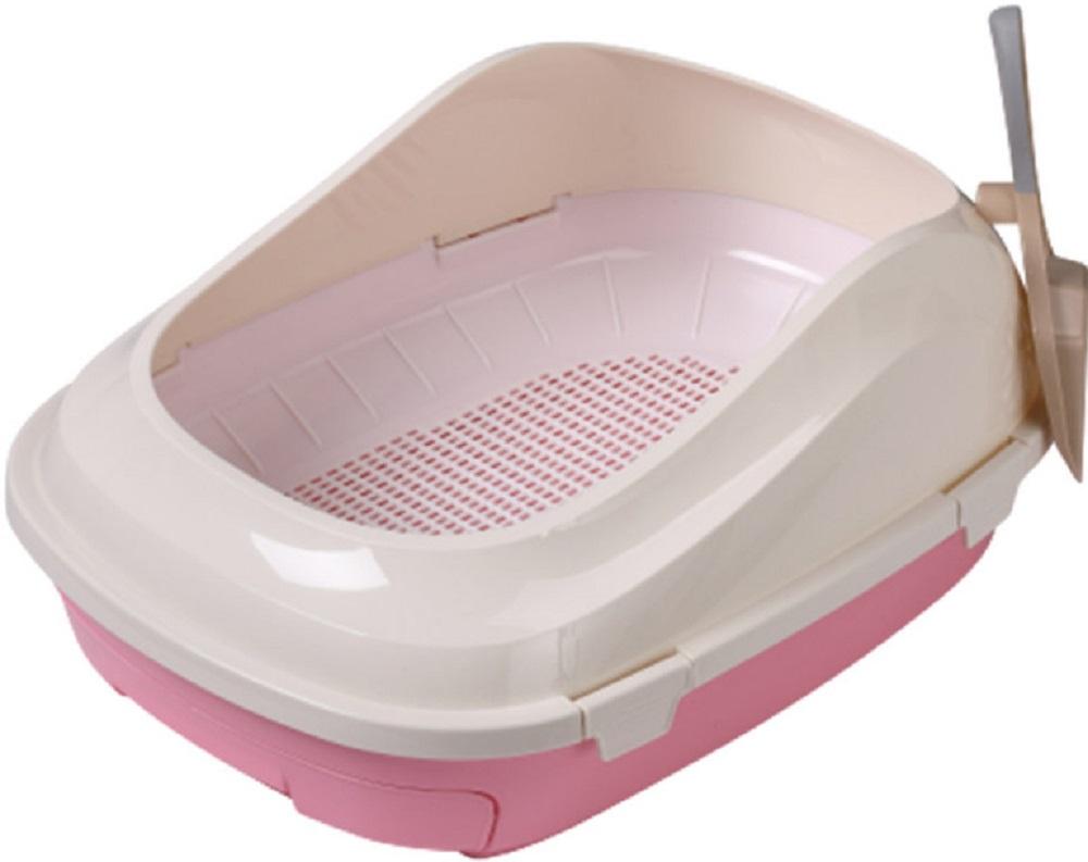 animall 113772 AnimAllР1061 Туалет с сеткой, розовый