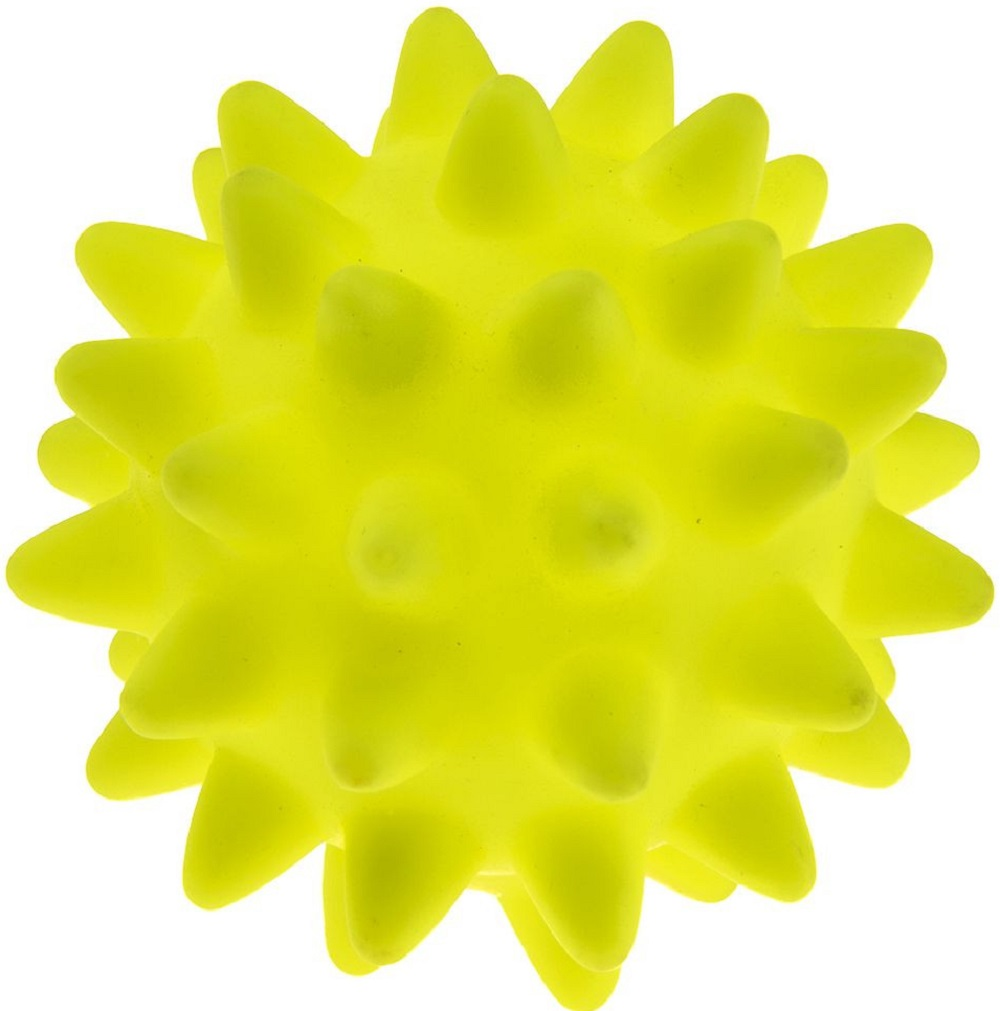 ferplast 86015799 Ferplast Spiny Ball Мяч с пищалкой для собак, 6 см