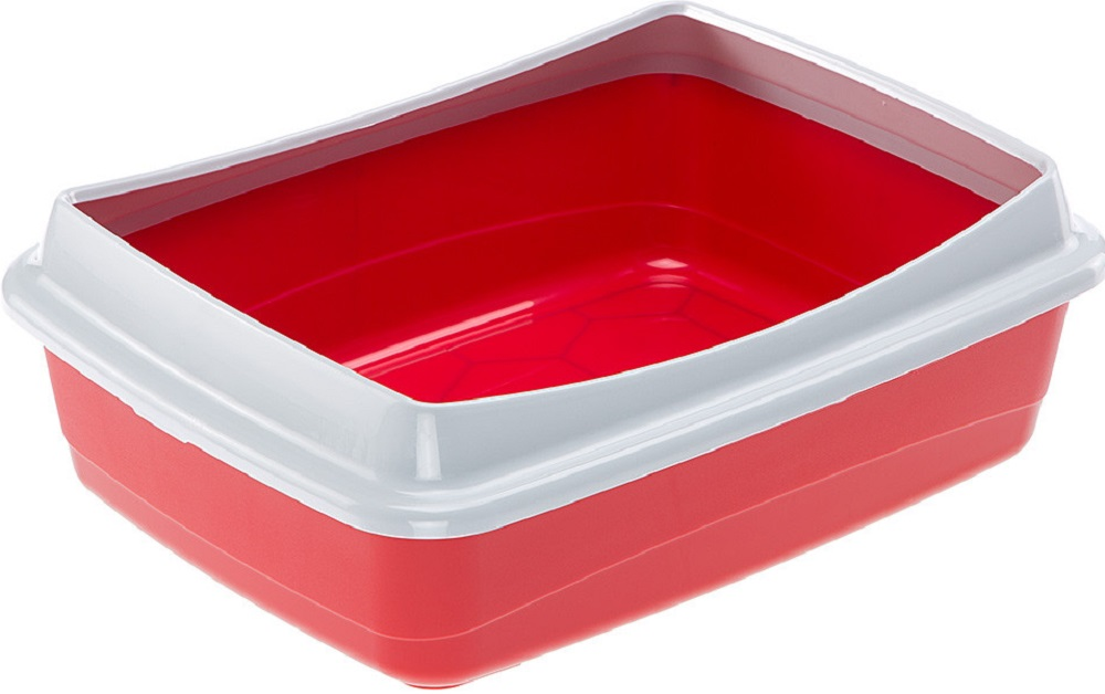 ferplast 72041099 Ferplast Nip Plus Туалет для котов открытый, 47х36х15,5 см