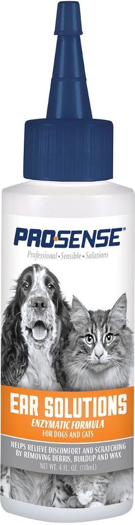 8in1 680321/7006 8in1 Pro-Sense Гигиенический лосьон для ушей собак и котов, 118 мл
