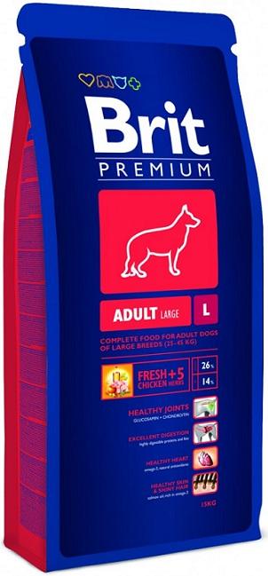 Корм Happy Dog Medium Junior - 1kg 03419 для щенков