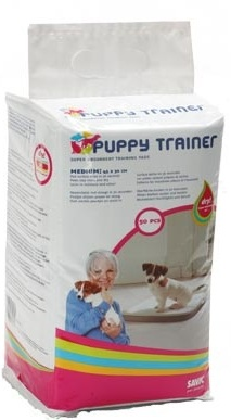 savic 3244 Savic Puppy Trainer Пеленки для собак, 60x45 см
