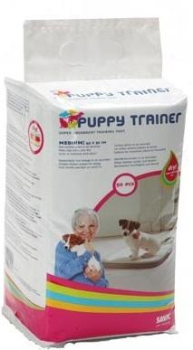 savic 3243 Savic Puppy Trainer Пеленки для собак, 45x30 см
