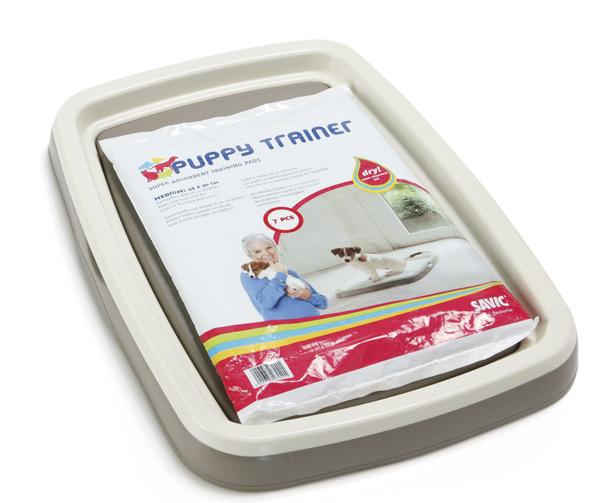 savic 3240 Savic Puppy Trainer Туалет для собак, 48x35x4 см
