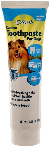 8in1 680146 8in1 Excel Toothpaste Зубная паста для собак, 92 гр