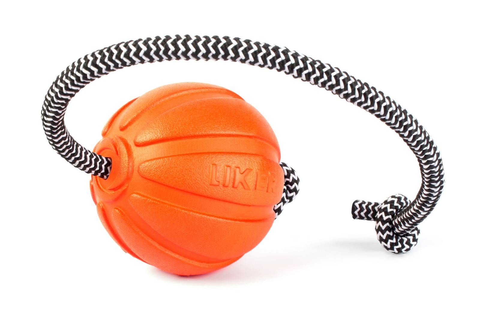 liker 6296 Liker Cord игрушка для мотивации собак, 7 см