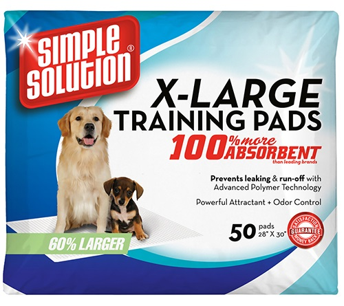 simple solution ss11267 Simple Solution Training Extra Large Pads71x76,2, 10 шт