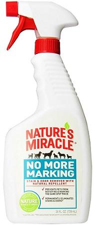 8in1 680219/5558 8in1 Nature's Miracle No More Marking Спрей для удаления пятен и запахов, 709 мл